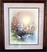 Framed Print/Painting