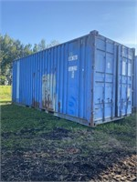 20' x 8' Sea can container