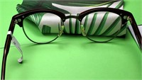 310.00$ NEW AUTHENTIC GLCO OPTICAL GLASSES
