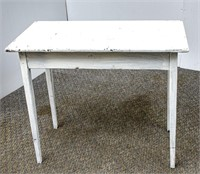 Vintage Small Wooden Table