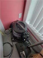 RAINBOW VACCUM CLEANER - WITH AQUA MATE