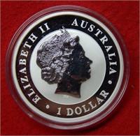 2016 P Australia Koala Dollar 1 Ounce Silver