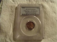 Coin, Currency, & Belt Buckles & Trinkets Auction