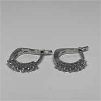 STRLING SILVER EARRINGS