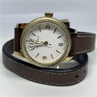 BURBERRY DESIGNER WRAP WATCH NICE WORKS