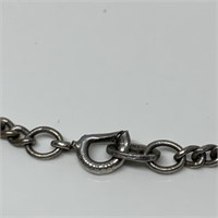 JAMES AVERY STERLING SILVER CHAIN (NOT PENDANT)