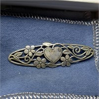 JAMES AVERY BROOCH (NEEDS PIN ON BACK)