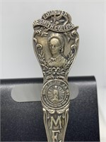 STERLING SILVER SPOON SMITH COLLEGE