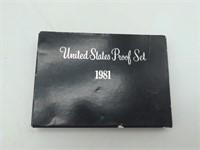 Proof Set 1981