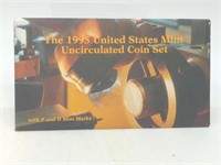 1995 Uncirculated Mint Set