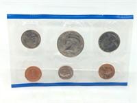 1991 Uncirculated Mint Set