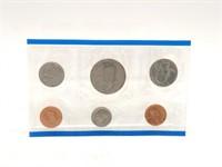 1988 Uncirculated Mint Set