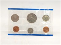 1989 Uncirculated Mint Set