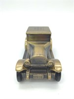 Cast Metal Car Bank