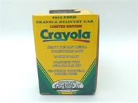 Crayola Die-Cast Coin Bank 1912 Ford Car