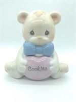 Precious Moments Bear Cookie Jar