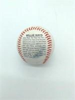 "Large Expos Baseball 6.5"", Willie Mays"