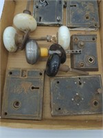 Vintage Locks and Doorknobs