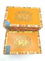 (5) Cigar Boxes