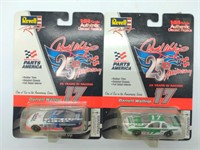 (6) Revell Racing 1/64 Scale Darrell Waltrip