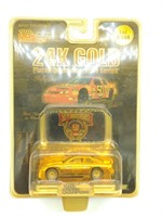 (3) 24k Gold Series Cars John Wayne