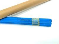 (2) Bundles of Brass Welding Rods