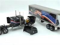 Peterbilt 379 Tractor/Trailer 1/32 Die Cast