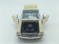 1966 Ford Mustang Convertible Die-Cast Replica