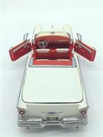 1955 Ford Fairlane Convertible Die-Cast Replica