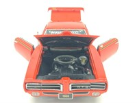 1969 Pontiac GTO Judge Die-Cast Replica