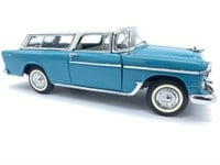 1955 Chevrolet Nomad Die Cast Replica