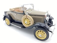 1931 Ford Model A Deluxe Roadster Die Cast Replica