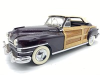 1948 Chrysler Town & Country Conv. Die Cast Replic