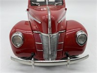 1940 Ford Deluxe Die Cast Replica