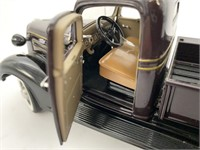 1937 Chevrolet 1/2 Ton Pickup Die Cast Replica