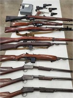 Firearms Guns and Ammo Online Auction