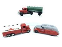Chevron Truck; Standard Oil Truck; Crown G