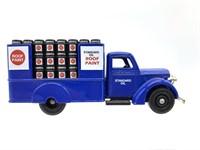 Budweiser Truck & Standard Oil Roof Paint