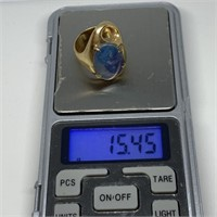 14K GOLD RING 15.45G