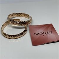 BRONZO EARRINGS