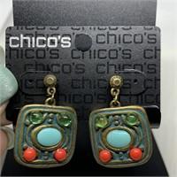 CHICOS EARRINGS