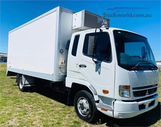 2009 Mitsubishi Fuso Fk61f - Trucks for Sale