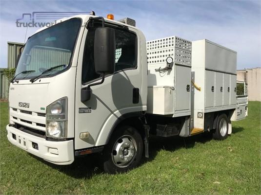 2012 Isuzu NPR400 - Trucks for Sale
