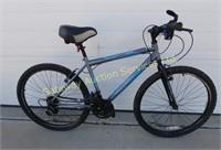 Gry/Blu Huffy Granite Mountain Bike