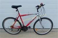 Sil / Red Oryx Volt 26 Mountain Bike