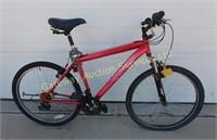 Red Unkown Model Men's Mountain Bike