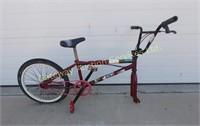 Red Lapix BMX