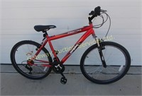 Red Mongoose Frontier Mountain Bike