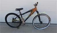 Copper & Black Unknown Model Mountain Bike