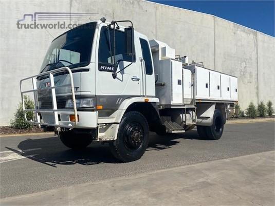1995 Hino RANGER FT16 - Trucks for Sale